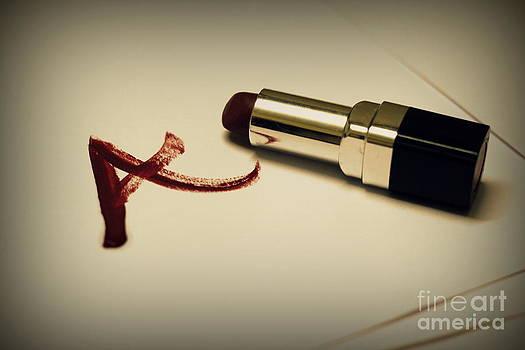 Scarlet Letter by Vishakha Bhagat