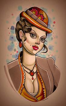 Scarlette by Matt Truiano