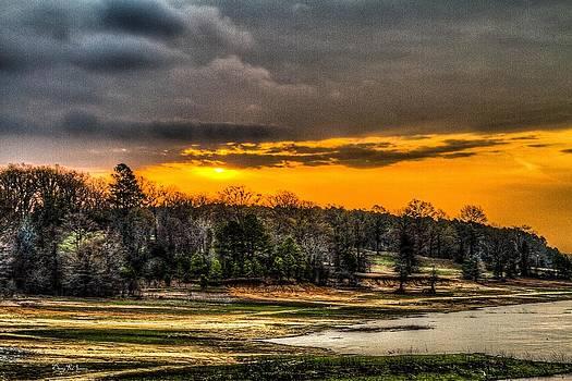 Barry Jones - Scenic Sunrise