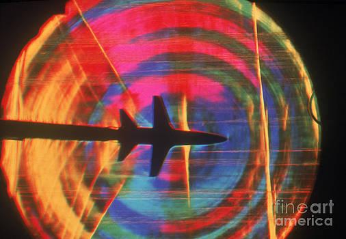 Garry Settles - Schlieren Image of Aircraft