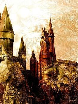 Anastasiya Malakhova - School of Magic