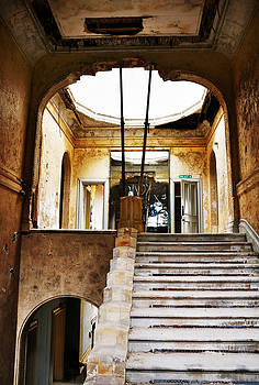 School staircase by Quirky Jen Photos