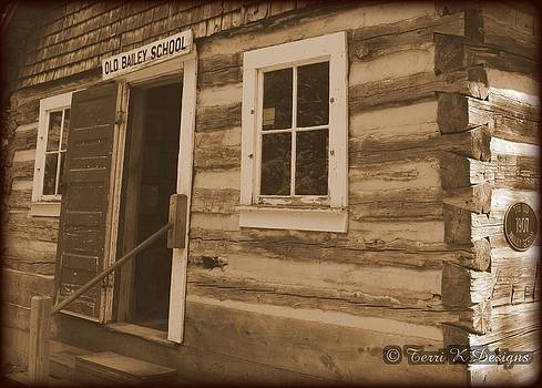 Schoolhouse by Terri K Designs