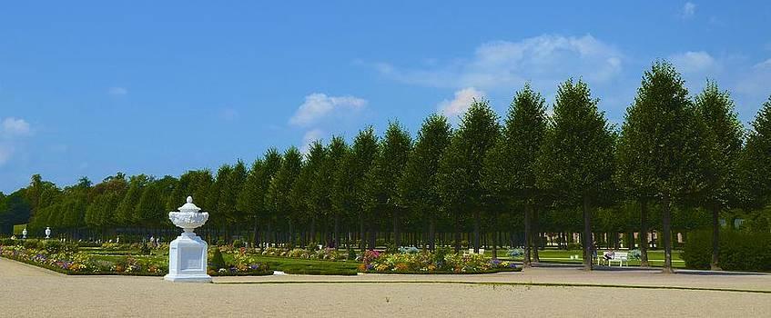 Corinne Rhode - Schwetzingen Palace Garden