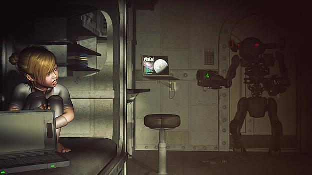 Liam Liberty - Sci-Fi Hide and Seek