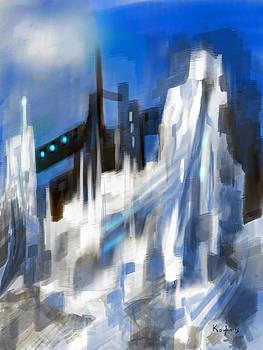 Sci-fice by Alexandros Koumpios