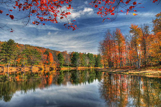 Science Lake by Terry Cervi