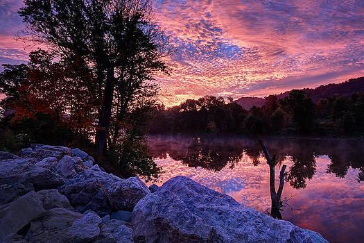 Scioto Sunrise by Jaki Miller