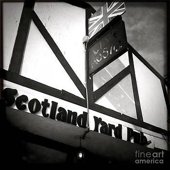 Scotland Yard Pub by Nina Prommer