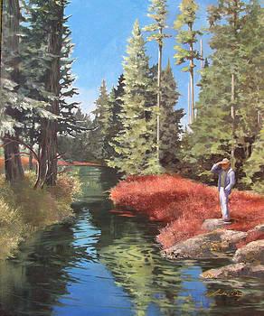 Scott Lake by Linda Bray