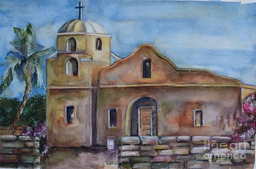 Scottsdale Mission by Pamela Shearer