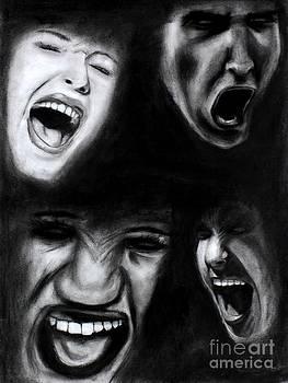 Scream by Michael Cross
