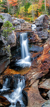 Thomas Schoeller - Screw Auger Falls - Grafton Notch Maine