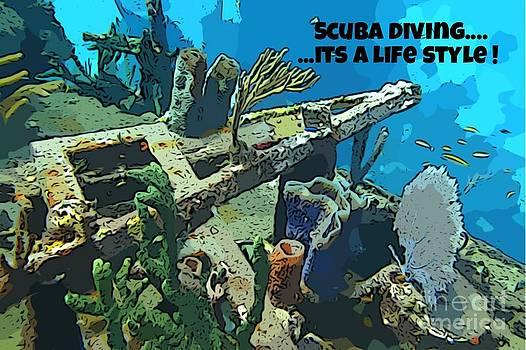 John Malone - Scuba Diving Life Style