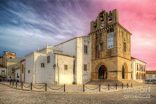 English Landscapes - SE Cathedral Faro