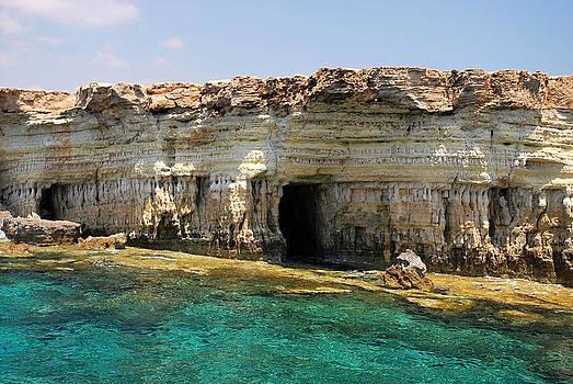 Sea caves by Ivelina Angelova