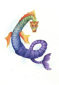 Sea Dragon by Kathleen Keller