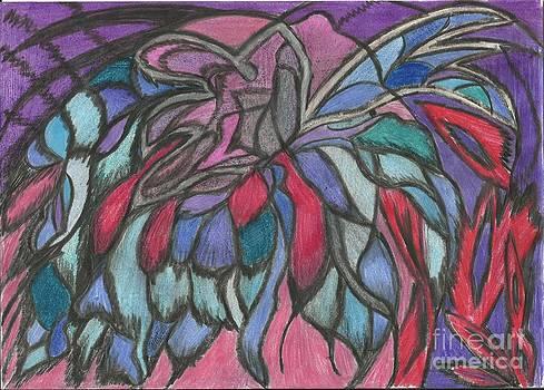 0044 Sea Flower by Essel Emve