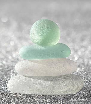 Barbara McMahon - Sea Foam Beach Glass
