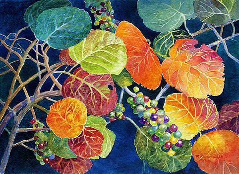 Sea Grapes II by Roger Rockefeller