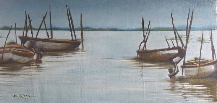 Sea Hustling by Olaoluwa Smith