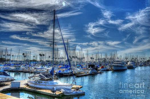 Sea of Blue by Kevin Ashley