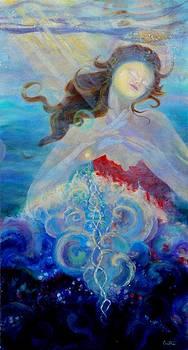 Anne Cameron Cutri - Sea of the Soul Figure detail
