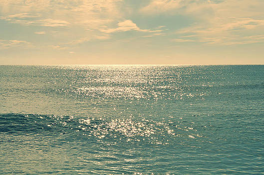 Sea Of Tranquility by Laura Fasulo