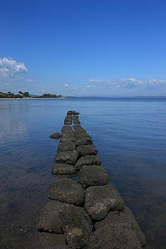 Sea path by GK Photography