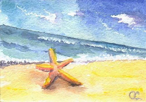 Sea resort 2/6 by Olga Sergeeva