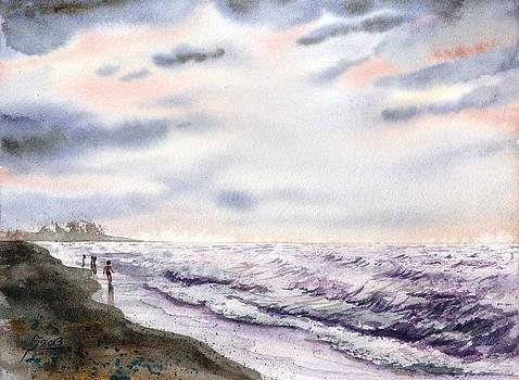 Sea by Reza Daliloltejari