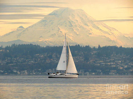 Sea to Sky by Gayle Swigart