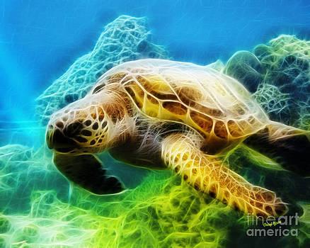 Cheryl Young - Sea Turtle 1