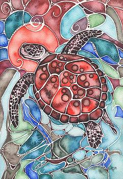 Sea Turtle by Tamara Phillips