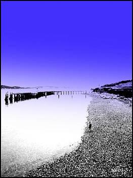 Waiting for Seastar by Neo Bluestar