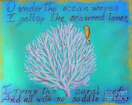 Seahorse  Poem by Gabriela Valencia