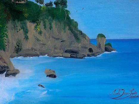 Seascape 2 by Nicole Jean-Louis