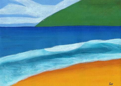 Seascape by Bav Patel