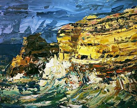 Seascape Ii by Brian Simons