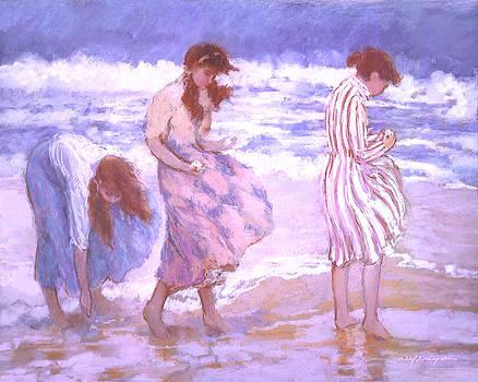 J REIFSNYDER - Seashell Maidens