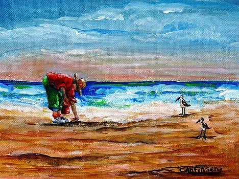 Seashells by the Seashore by Carol Allen Anfinsen