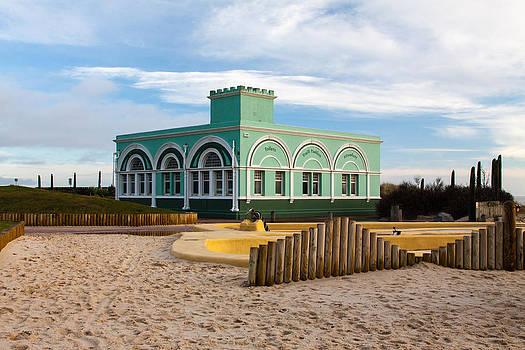 Seaside Architecture by Matthew Bruce