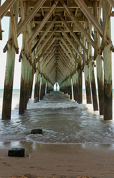 Seaside Cathedral by Heather Lee