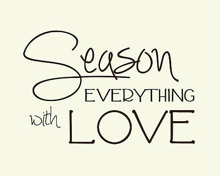 Jaime Friedman - Season Everything With Love