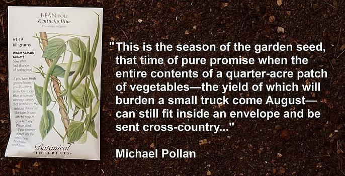 Season of the Garden Seed by Jon Simmons