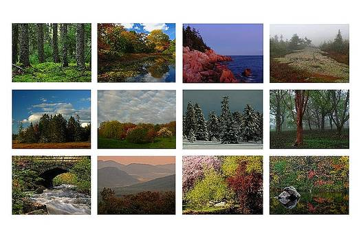 Juergen Roth - Seasonal Greetings from New England