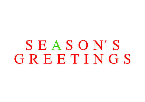 Season's Greetings by Ken Krug