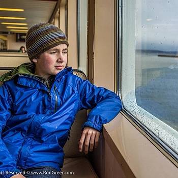#seattle #ferry Day Trip To Windslow by Ron Greer