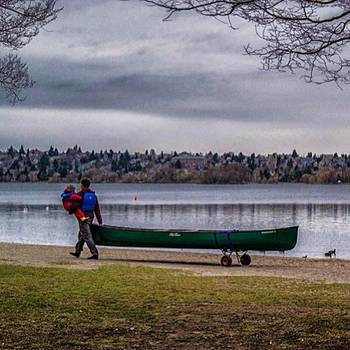 #seattle #greenlake by Ron Greer