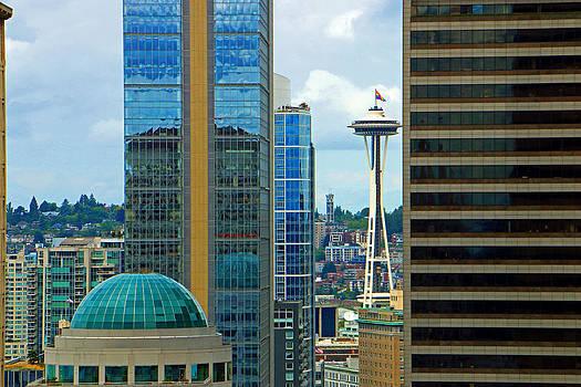 Seattle Pride by Brad Walters